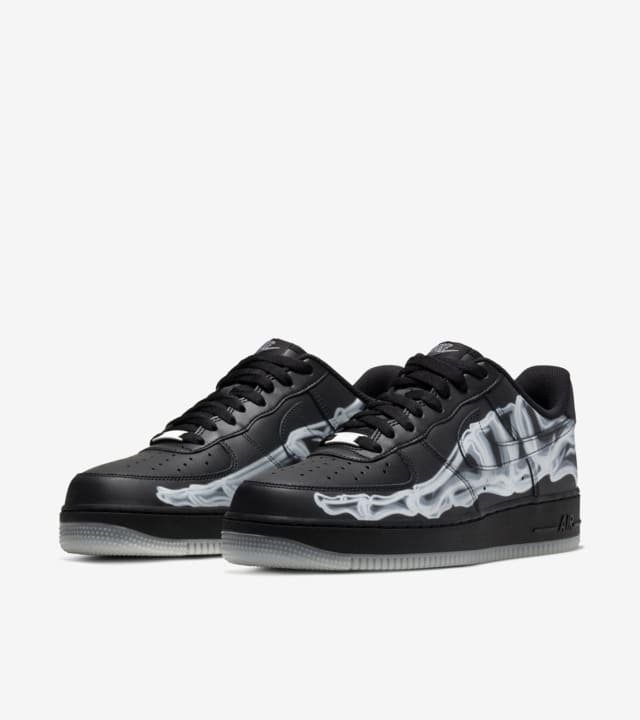 Nike Air Force 1 Skeletal Force White Data del lancio
