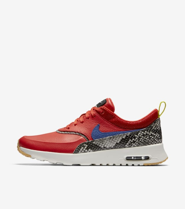 nike air max thea red