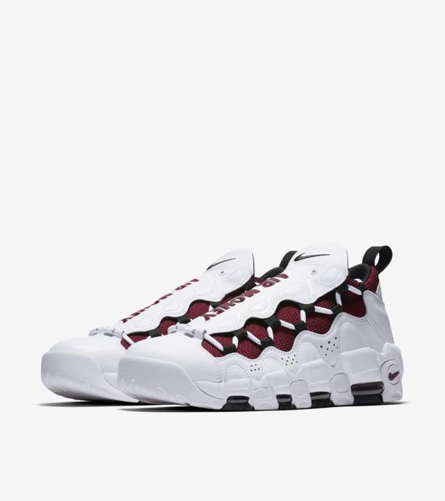 Nike Air More Money 'White \u0026 Black