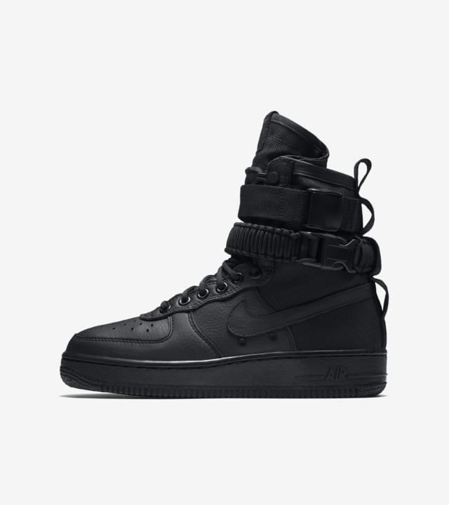 air force triple black