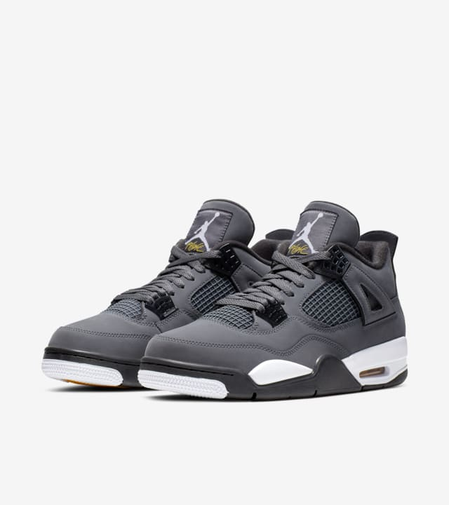 jordan 4 cool grey