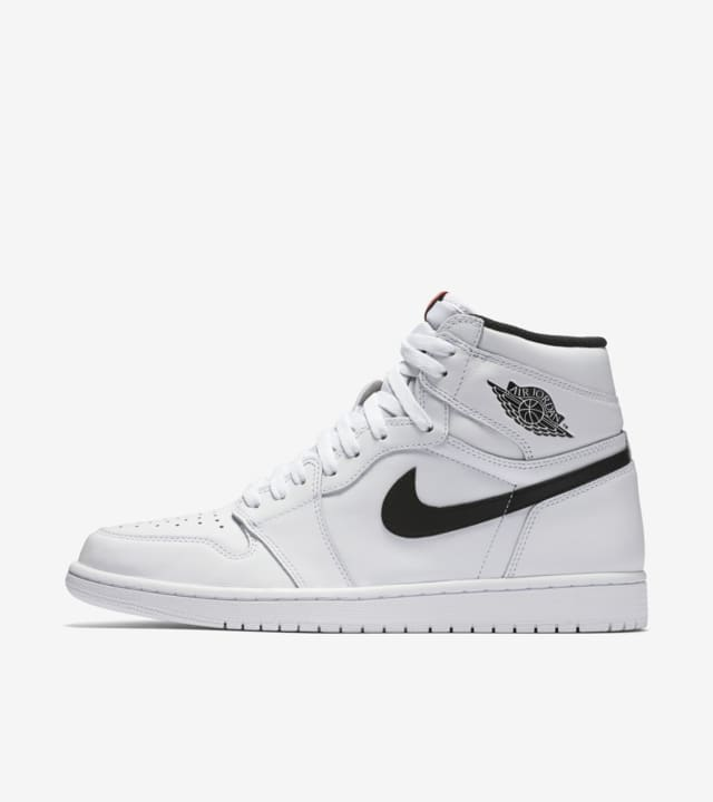air jordan 1 retro high og blanc