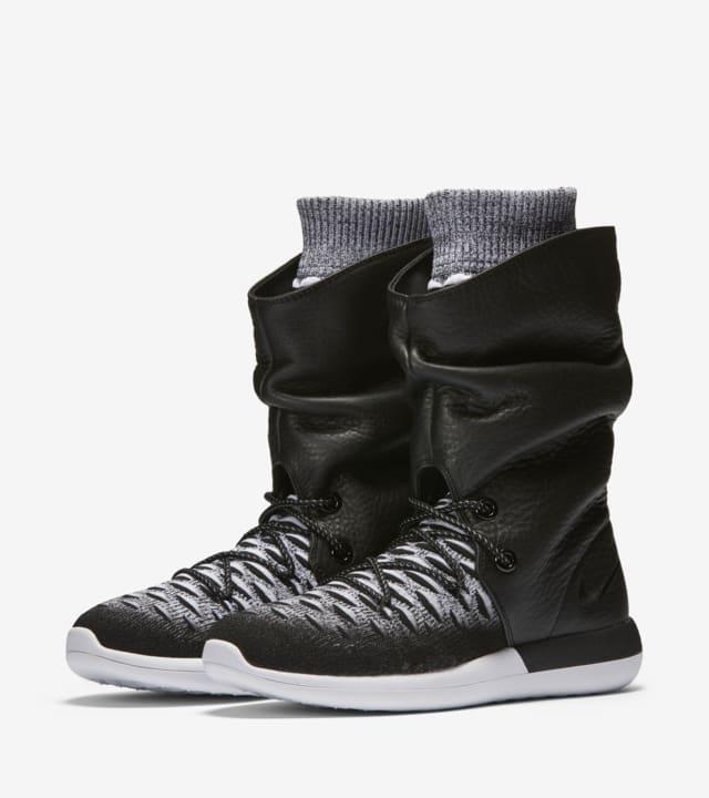 nike flyknit boots