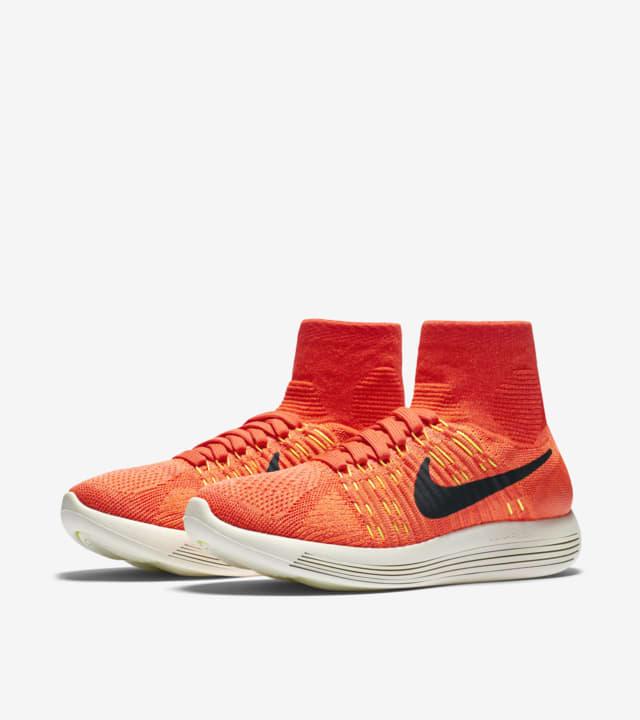 Nike LunarEpic Flyknit 'Hyper Orange