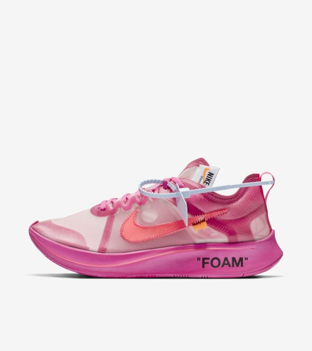 The Ten: Nike Zoom Fly 'Tulip Pink