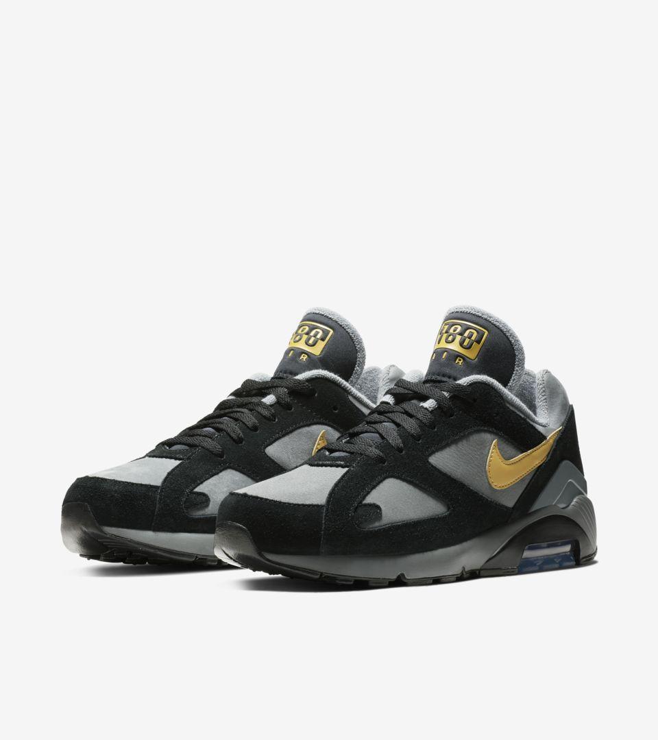 La 180 Max Cool De We Grey Sortie Nike amp; Air Date Black « YgxEUwqg