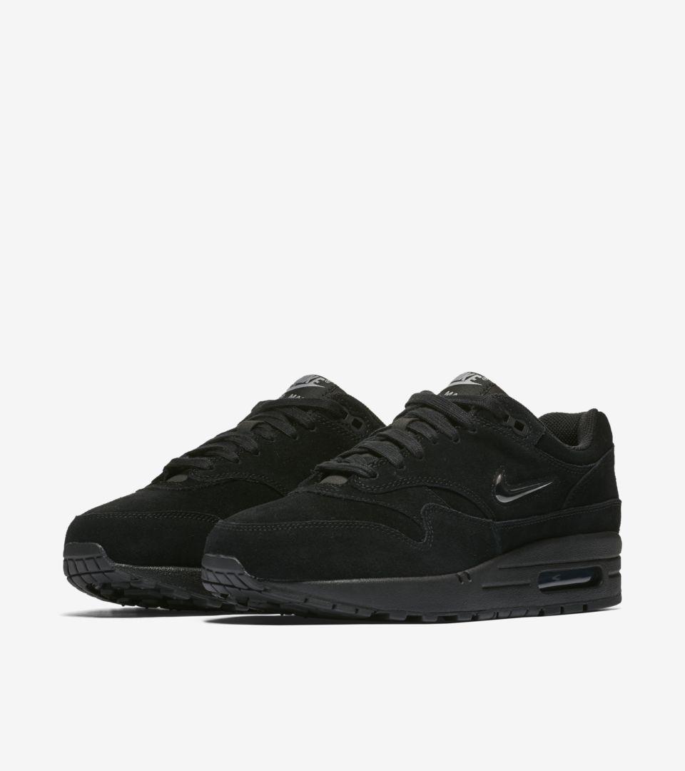 1 la Date de Metallic Premium « amp; Max Noir sortie Air de Nike ZRtR0q