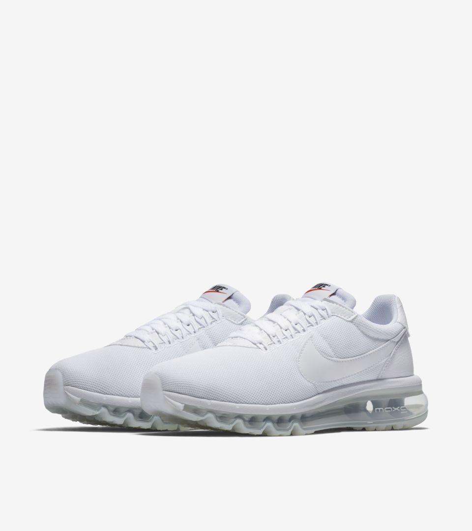 "new arrival a647e 19cd2 White ""triple Max Zero Air Damskie Nike Ld Buty 8xwpFSqC"