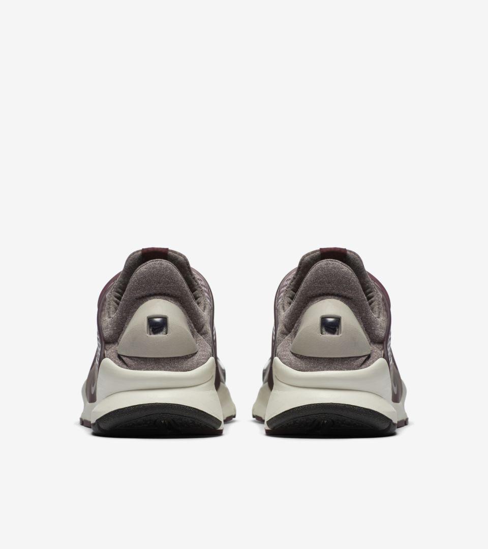 """buy online e9e1f fe1dd Buty Nike Damskie Dart """"night Sock Maroon WwPTx87PYq"""