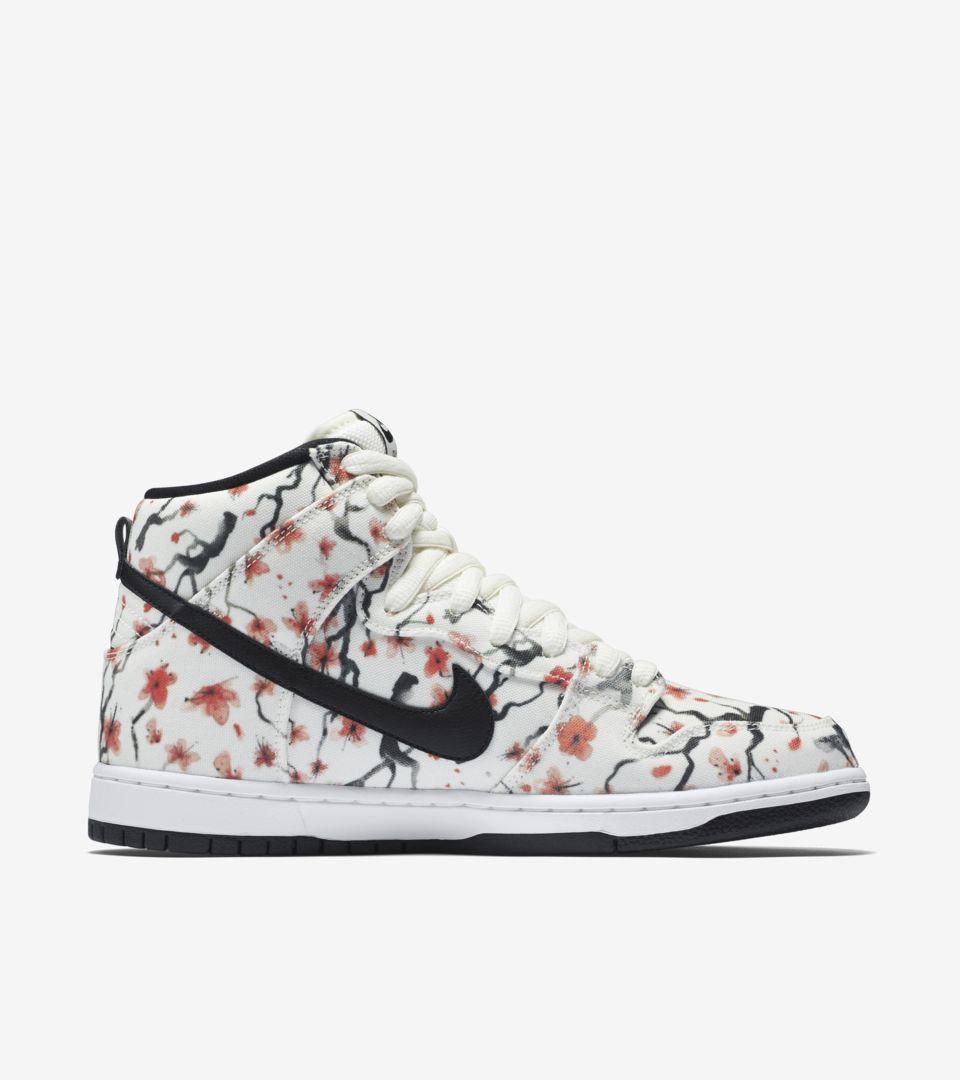 Snkrs Nike High Dunk Blossom' Pro Sb Nike 'cherry qwz0qZ
