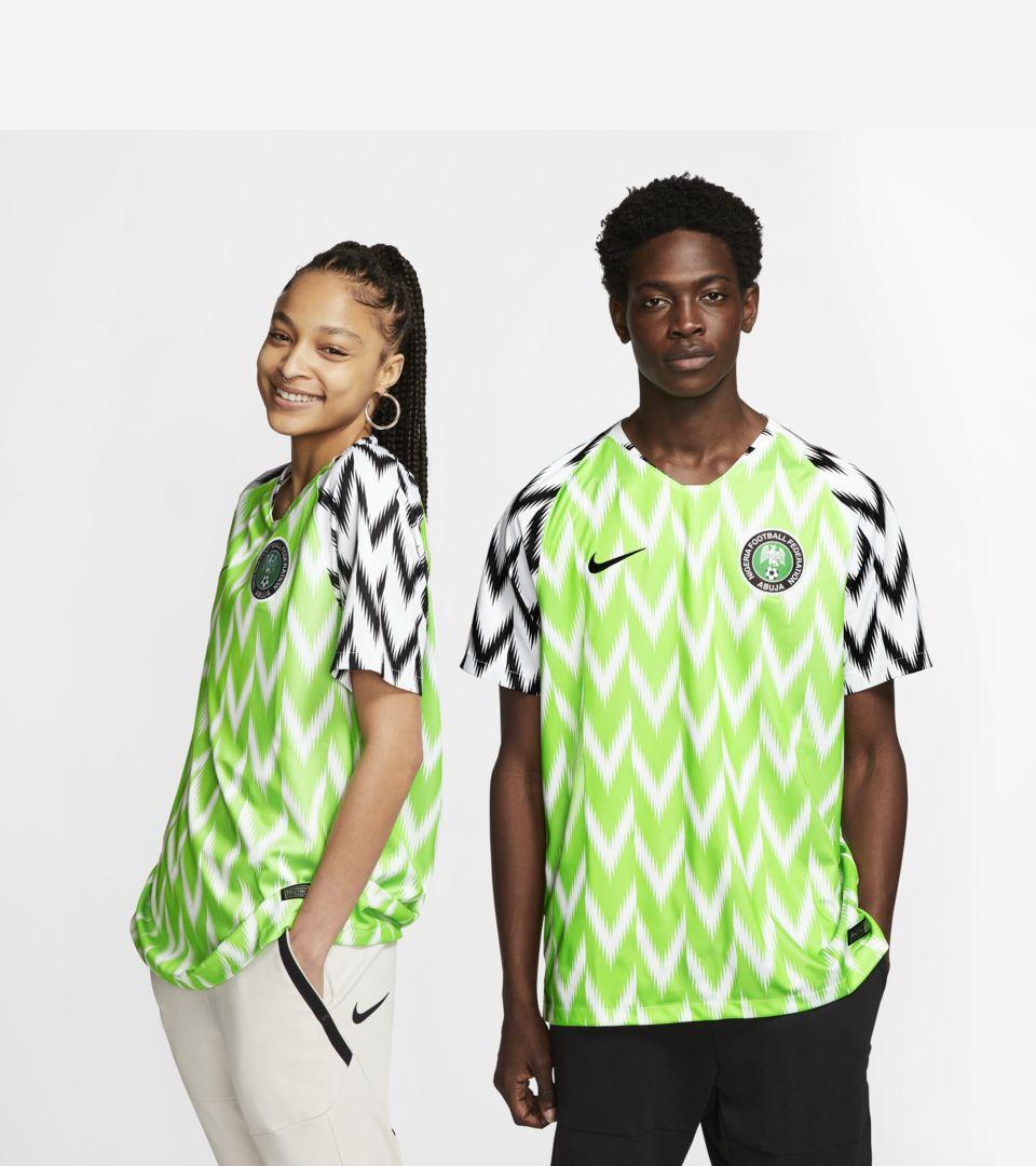 Stadium Nigeria Home Nigeria 2018 Stadium Kit 2018 wFfBqxzT