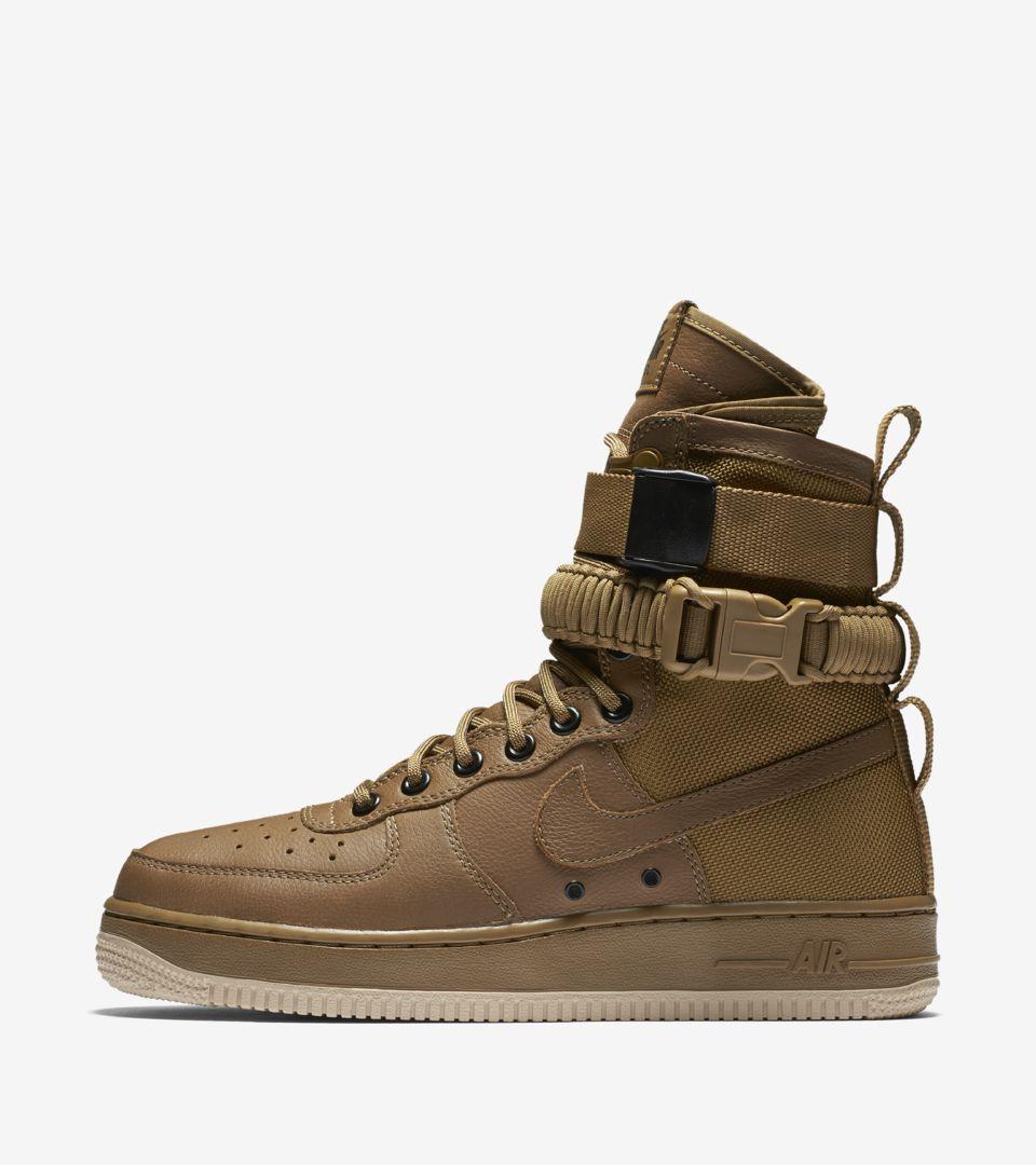 Field FemmeDate Air Nike Special Force » 1 « Beige Pour De Golden yN80mvwOn