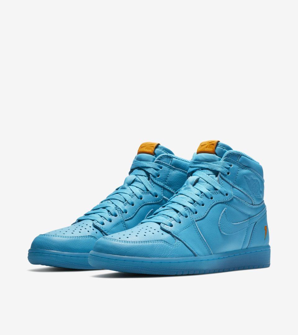 1 Blue' Jordan High Air Release 'cool DateNike Gatorade TJcKF1l
