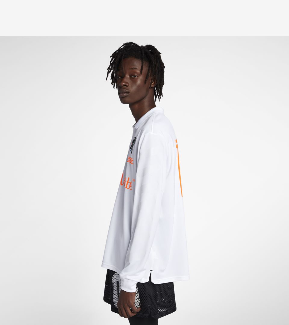 'football White Dk Mon Shirts Amour' Collection Nike X Off FRpwIp
