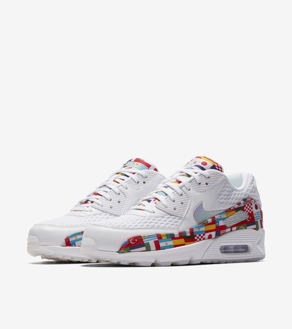 Air 90 DateNikeSnkrs Multicolor' Release Nike 'whiteamp; Max 8Onk0wP