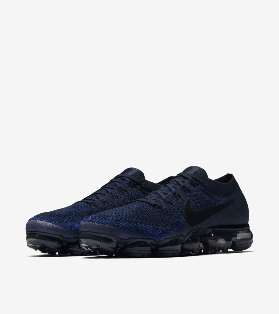 » Navy Night Flyknit College Nike Day Nike To « Vapormax Air qxawp1Z. » 21415b7f81ba
