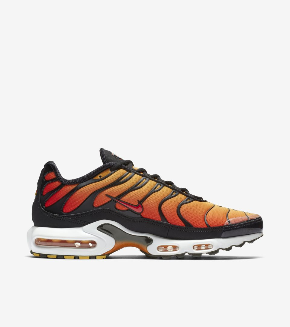 amp; Nike Og Max Plus Air Resin Ceramic Bright Black R6Z6wvnrx