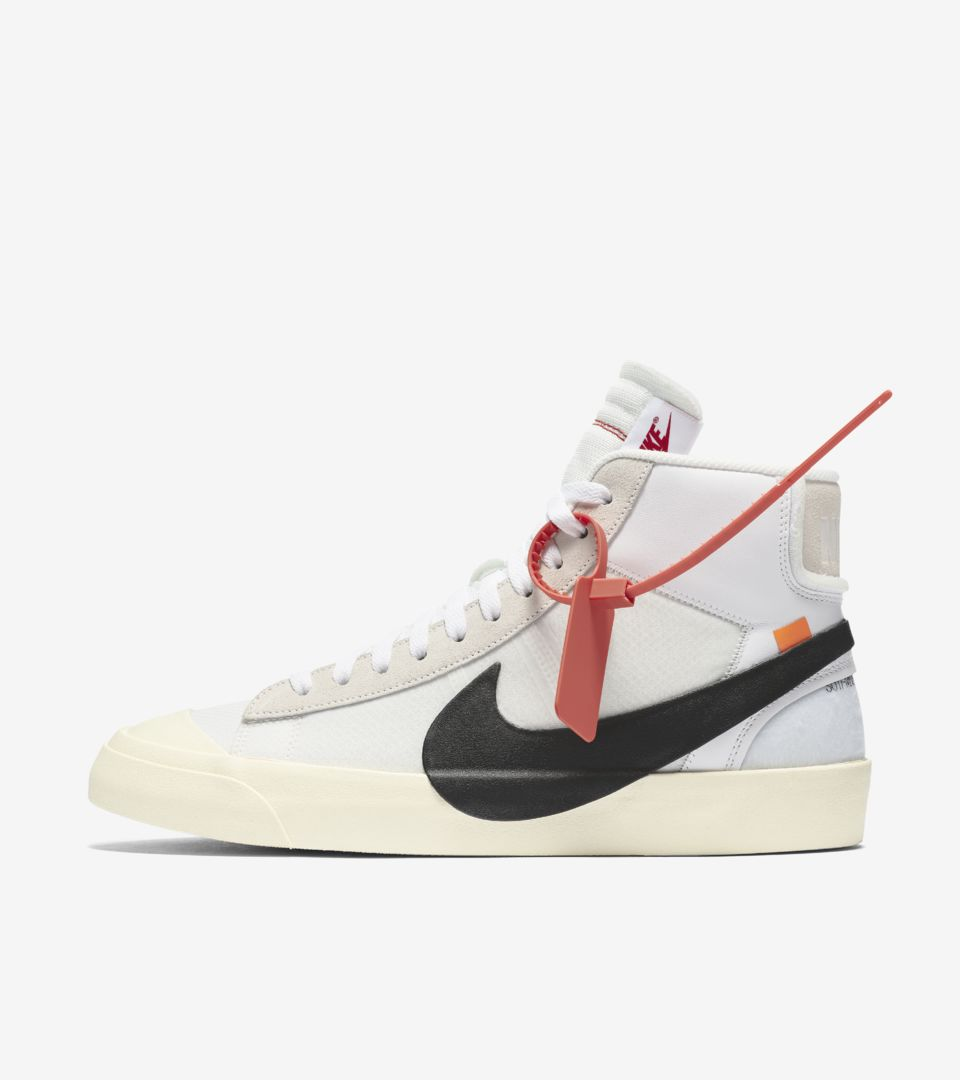 Release DateNikeLaunch Ten Nike Gb White' Blazer Sb Mid The 'off j354RLAq