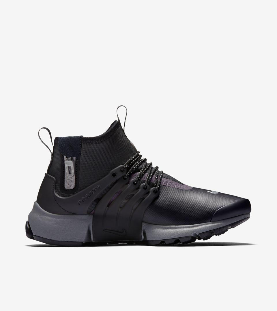 "03fba842716a3 Mid Air ""black Damskie Sneakerboot Utility Nike Presto amp; Buty wRIOHxqSPx"