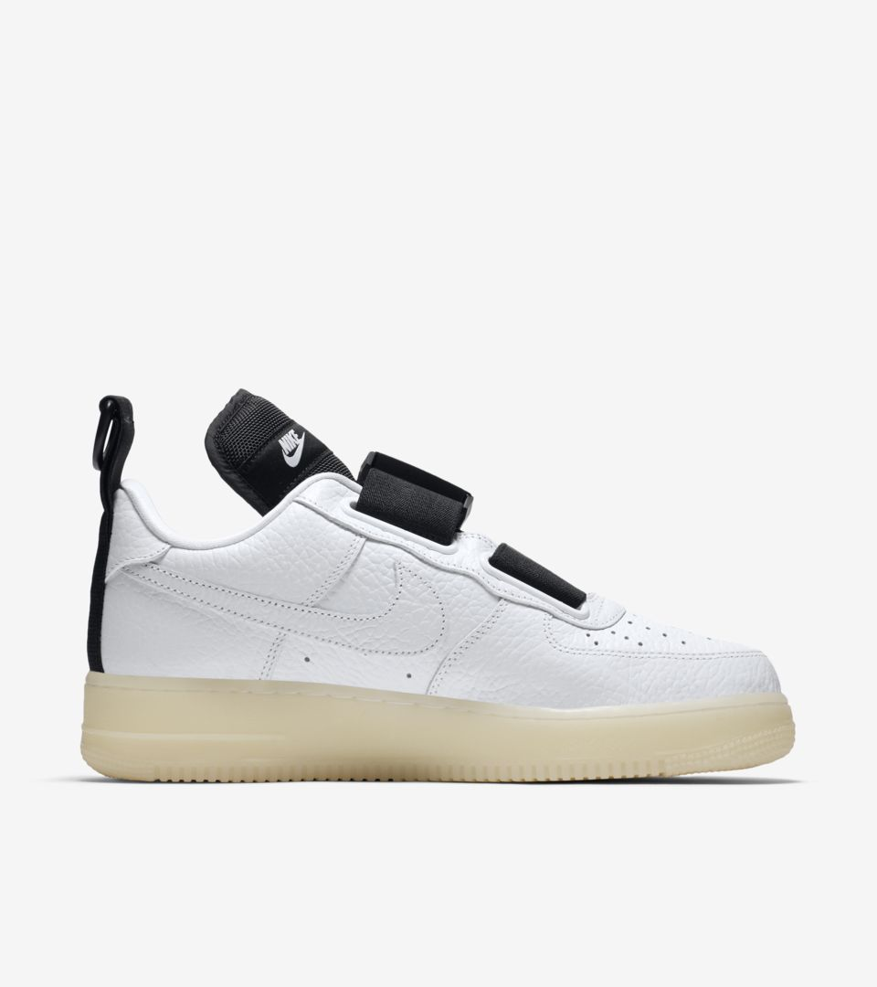 'white Utility 1 Air Force amp; Nike Date Release Nike Black' CtqEIwW
