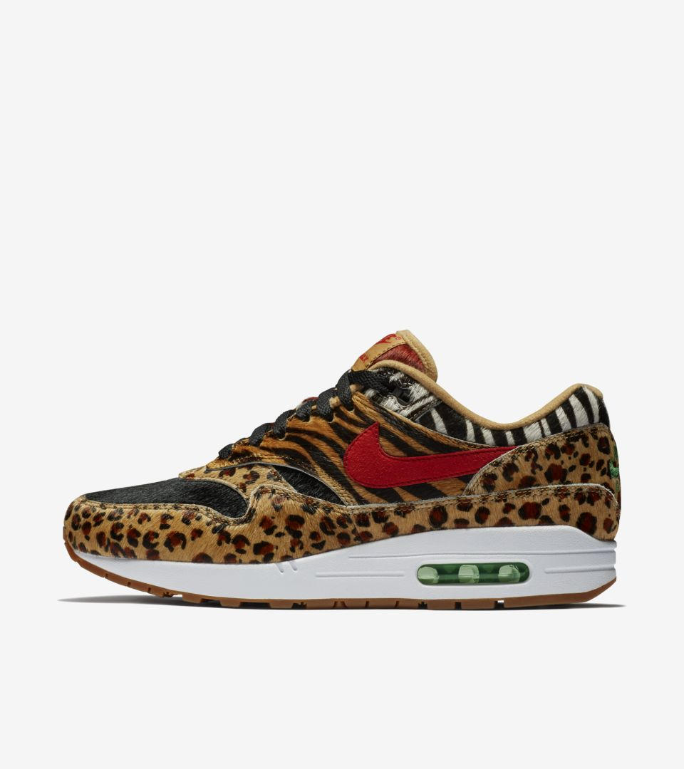 Release DateNikeSnkrs Atmos 'animal Pack' 2018 Nike 1 Air Max vN8n0mw