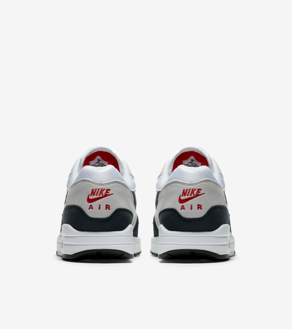 Release Anniversary Air 1 'whiteamp; Nike Dark Date Obsidian' Max hrtCdsQ