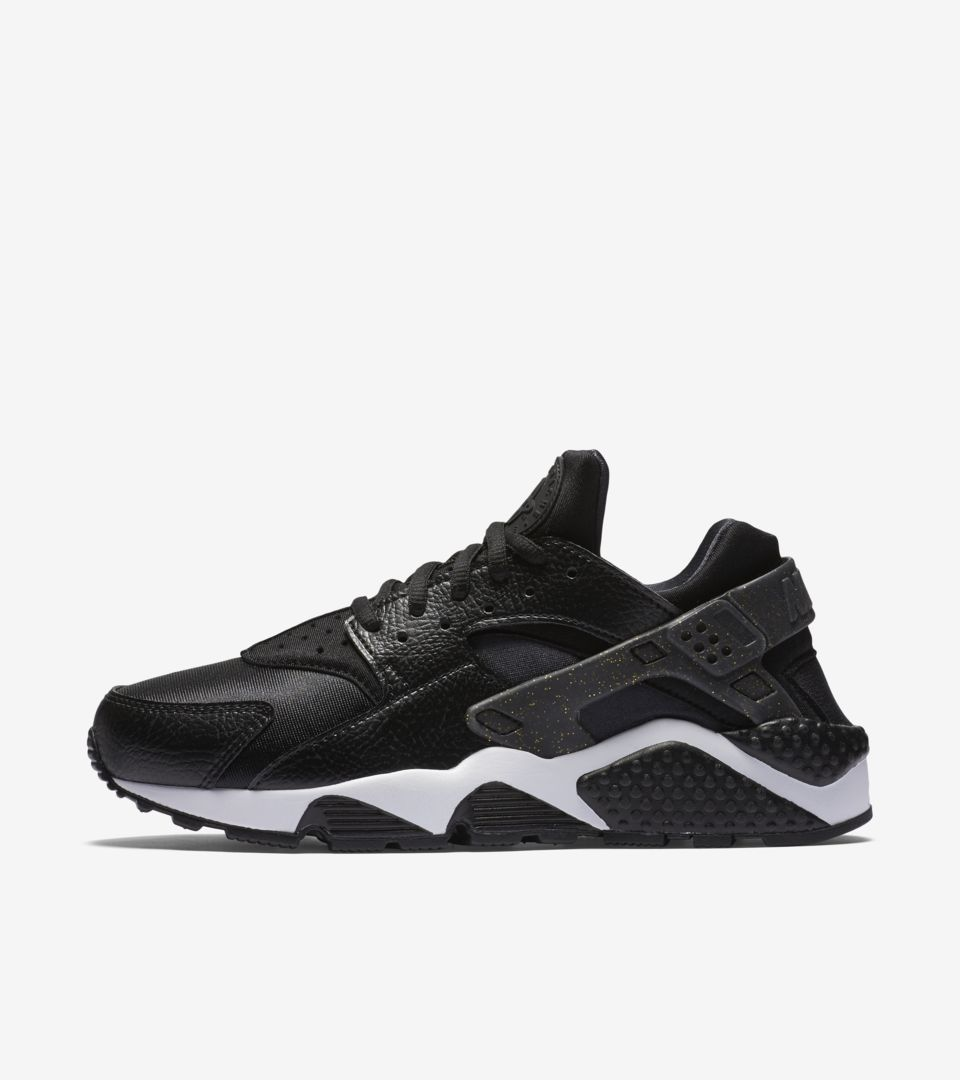 Women's Sb50 Huarache Nike 'blackamp; Gold'Nike⁠Snkrs Air Run Rq345jLcA