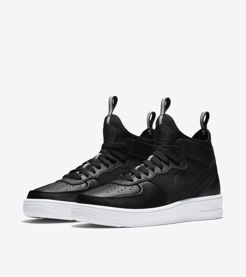 1 'blackamp; Mid Force Air Ultra White'Nike Nike wk0POn