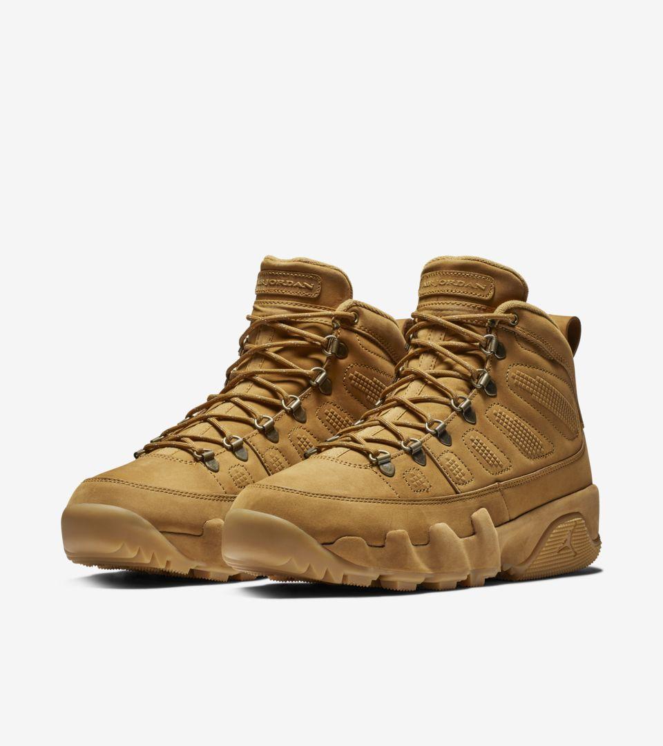 DateNikeSnkrs Boot 9 Release Jordan 'wheat' Air 54jqRL3A