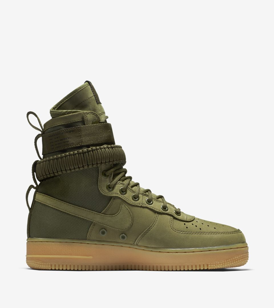 1 Light Special Nike Force Gum Brown Field « Air Faded Oliveamp; mb7gIf6Yyv