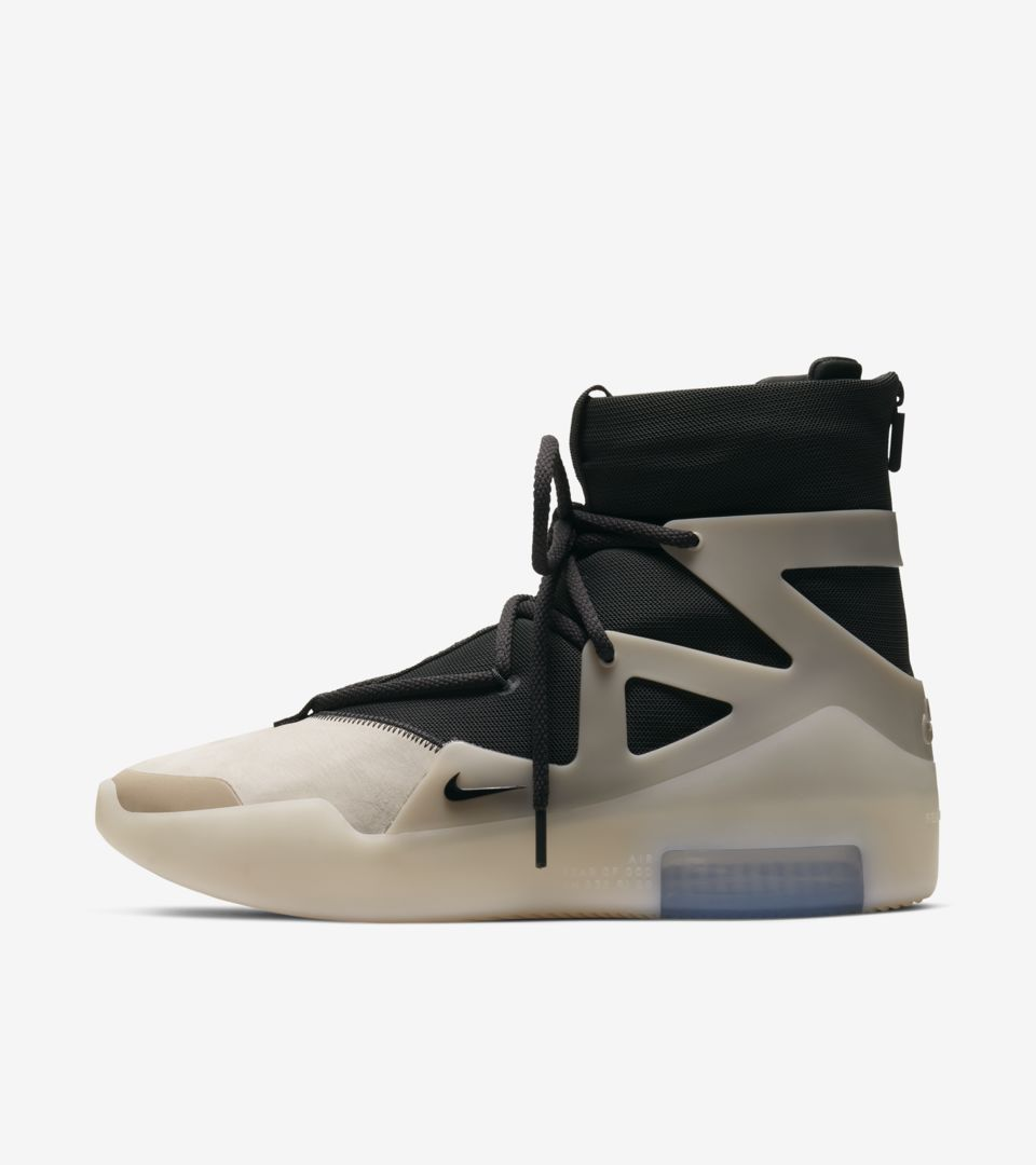 Nike Air Fear of God 1 'String' Release