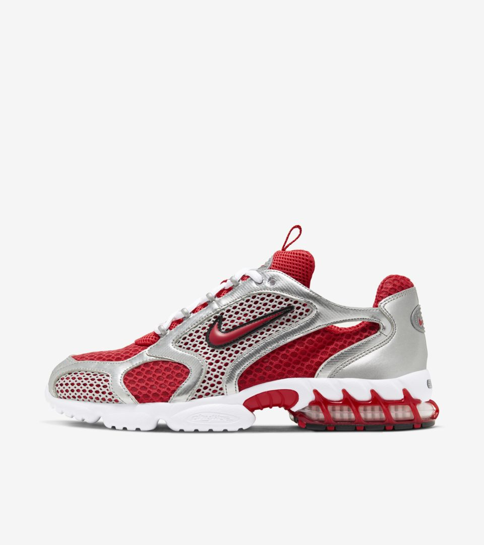 Air Zoom Spiridon Cage 2 'Track Red