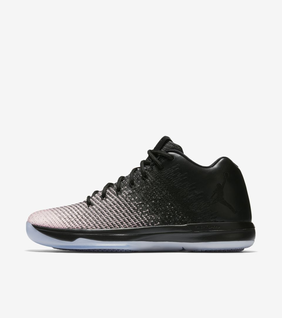 26d658dab2f4 Air Jordan 31 Low  Black  amp  Sheen . Nike+ Launch GB