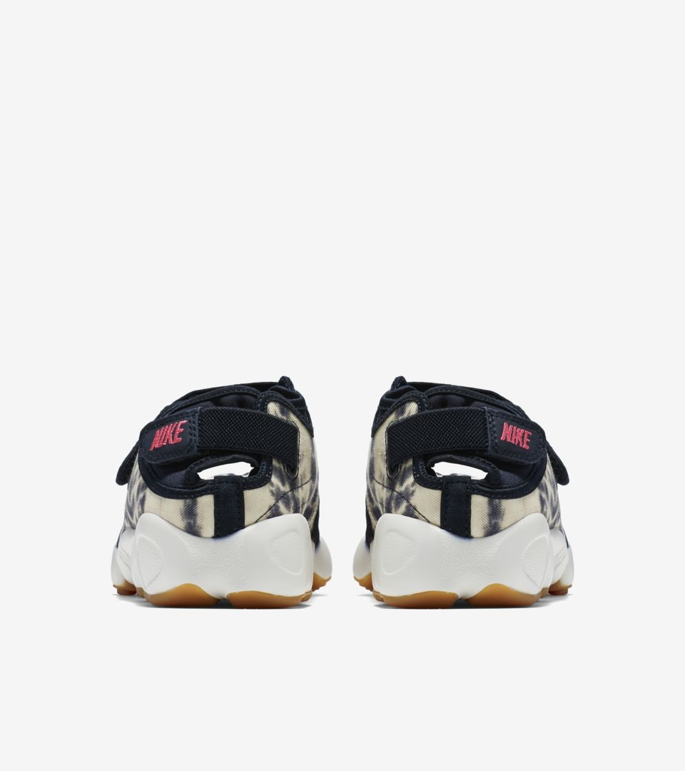 Women s Nike Air Rift  From The Valley  Navy Cream. Nike+ SNKRS f169c1db5e