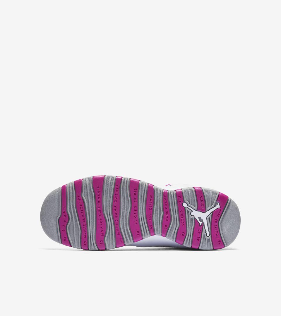 Air Jordan 10 GS  Maya Moore  Release Date. Nike+ SNKRS dc5b69d711