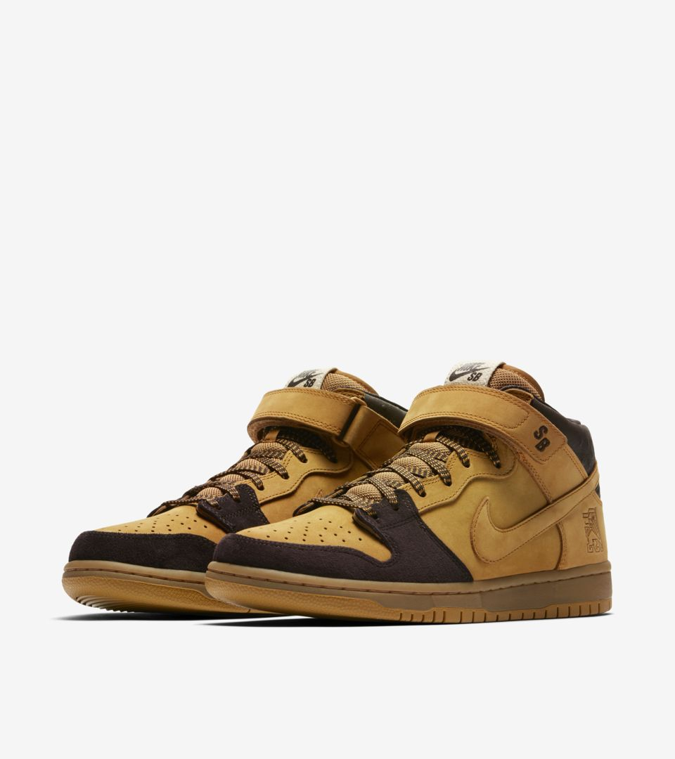 timeless design 90ba2 51181 Nike SB Dunk Mid Pro 'Lewis Marnell' Release Date. Nike+ SNKRS