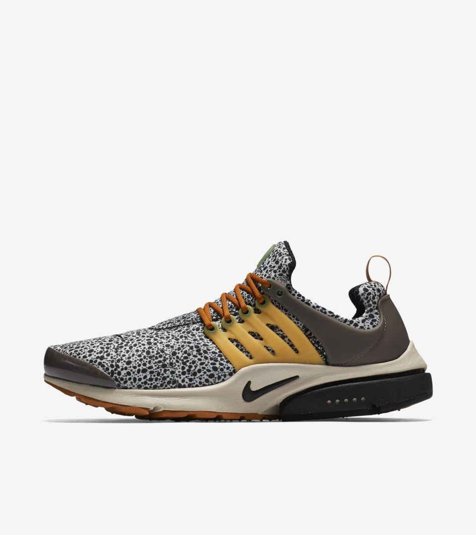 promo code 16604 88614 Nike Air Presto  Safari  Release Date. Nike+ SNKRS