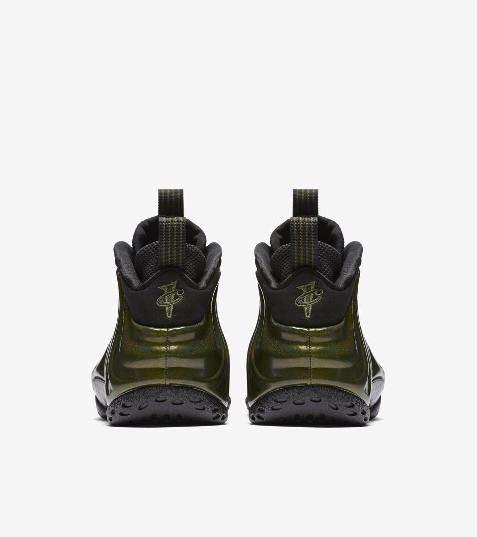 e8fdaa3855aaa Nike Air Foamposite One  Legion Green  Release Date. Nike+ SNKRS