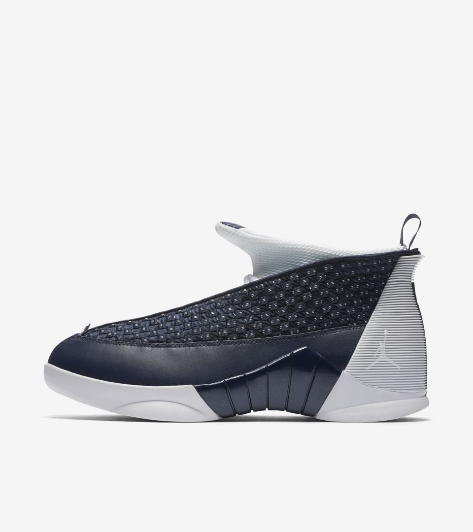 classic shoes new york discount Air Jordan 15 Retro 'Obsidian'. Nike SNKRS
