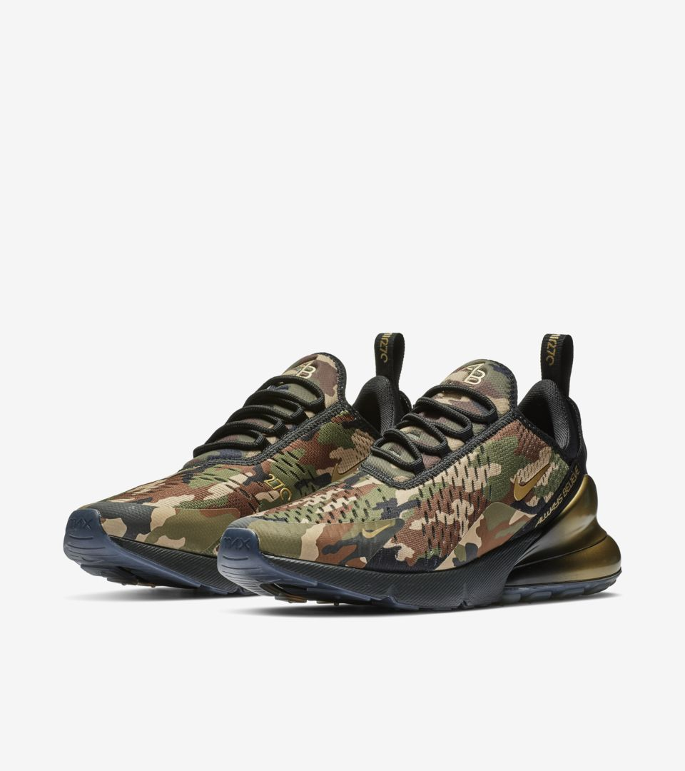 low priced 7a3c9 ac19c Nike Air Max 270 'Doernbecher Freestyle' 2018 Release Date ...