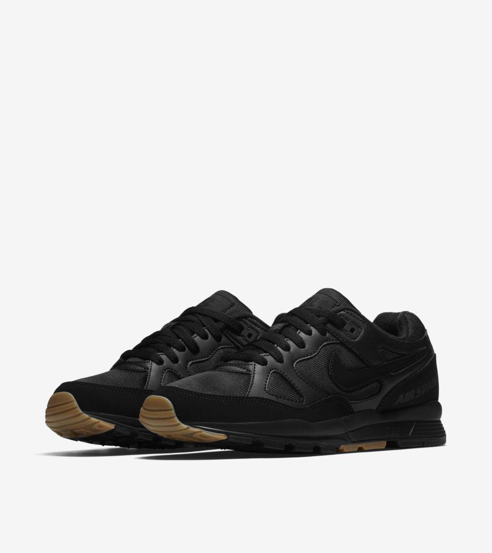 Nike Air Span 2 'Black & Gum Light Brown' voor dames ...
