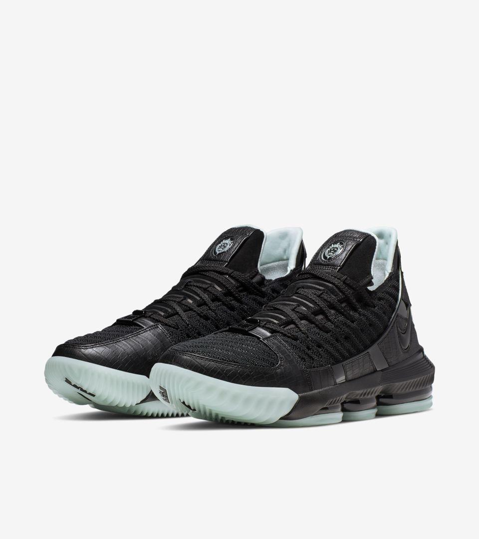 Nike LeBron 16 'Glow' Release Date