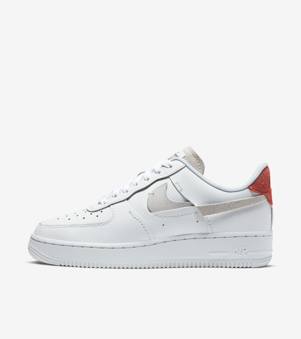 nike air force 1 vandalised