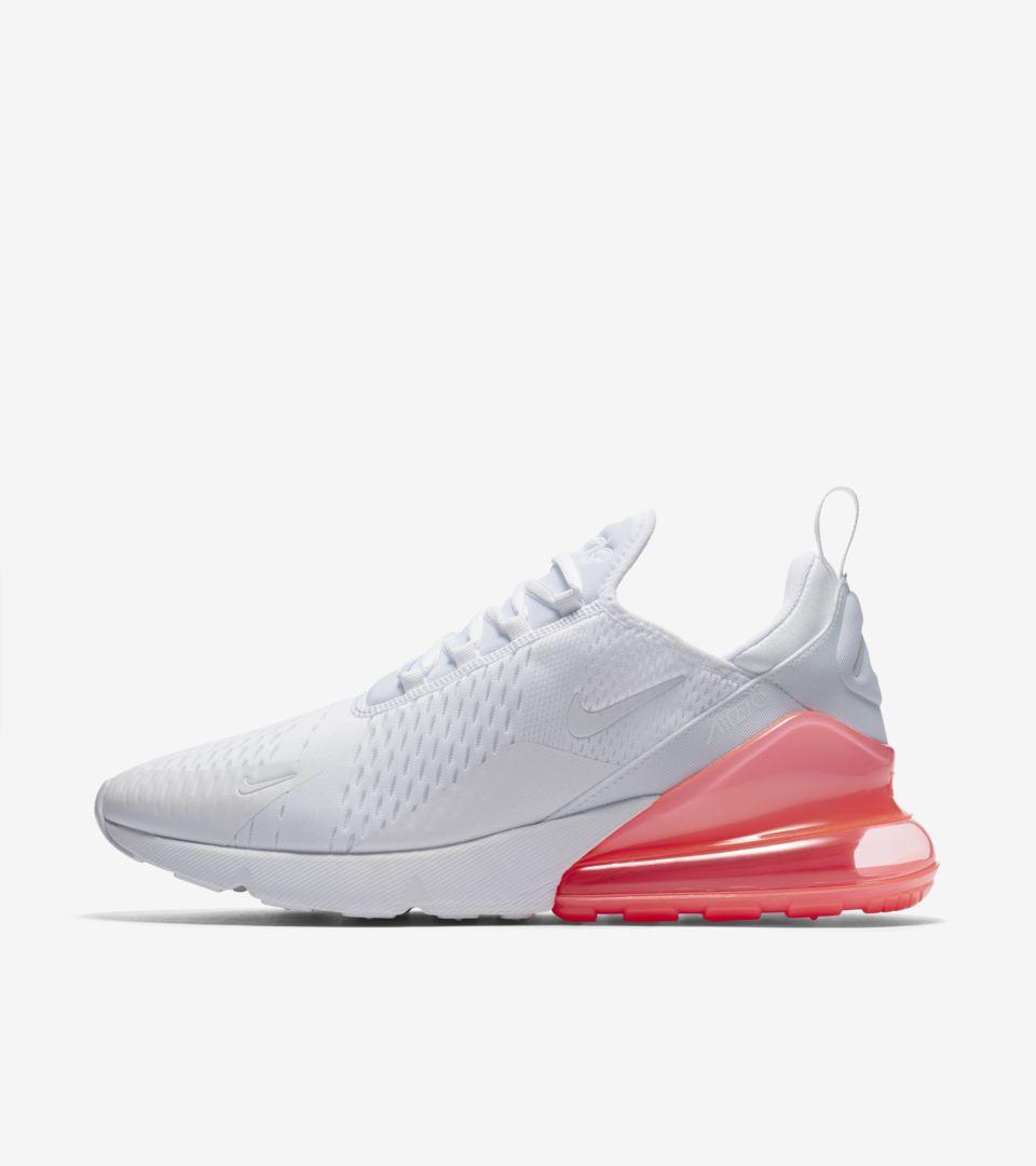 Nike Air Max 270 White Pack