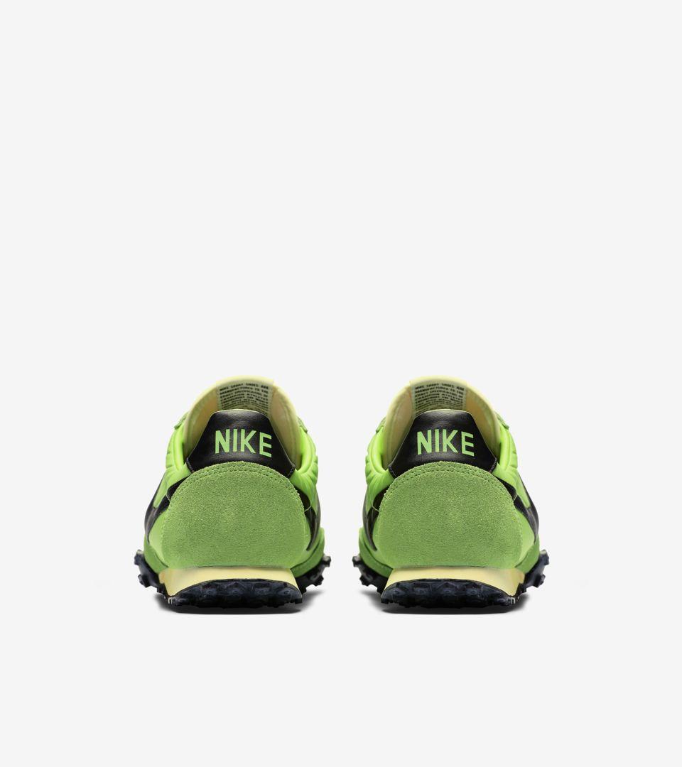 7acfa953d4ab Nike Waffle Racer 17 Premium  Action Green . Nike+ SNKRS