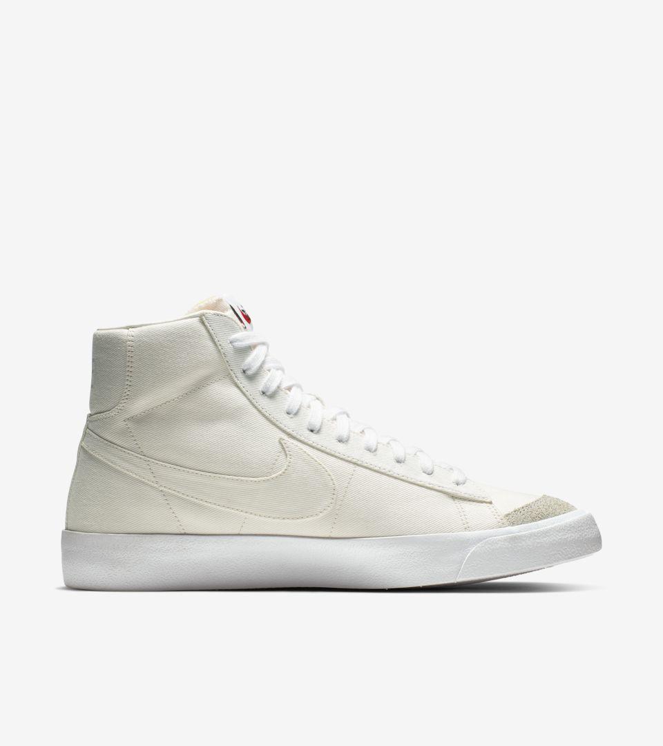 reputable site 4f620 9dd0c Nike Blazer Mid '77 Vintage 'Sail & White' Release Date ...
