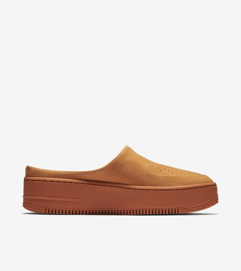 buy popular a2a38 7b3bf Nike Women's Air Force 1 Lover XX 'Cinder Orange' Release ...