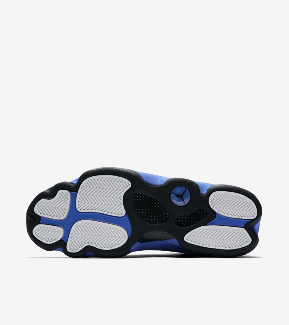 new product 24bc4 fcccd Air Jordan 13 'White & Hyper Royal' Release Date. Nike⁠+ SNKRS