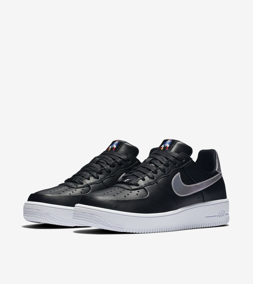 premium selection a8e15 be4db Nike Air Force 1 Ultraforce Low  Patriots . Release date.. Nike⁠+ SNKRS