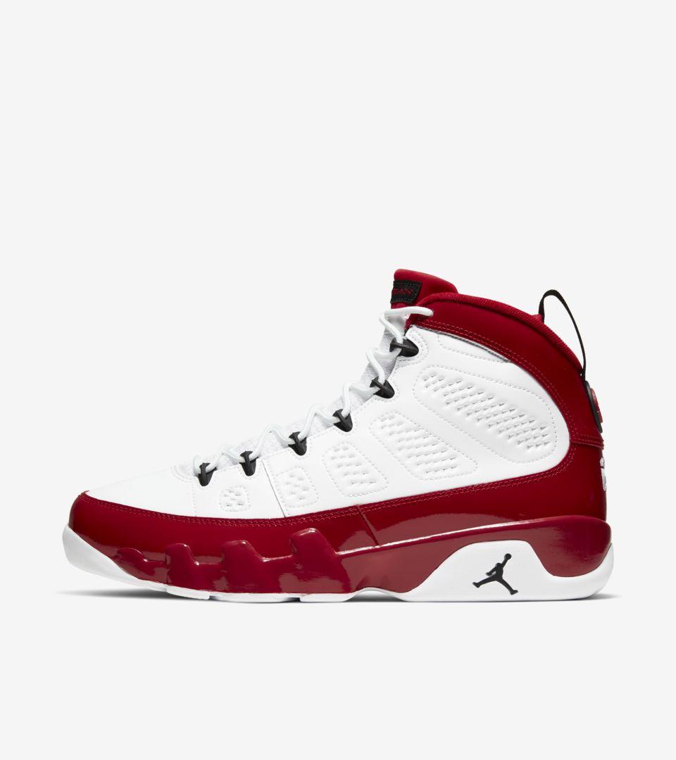 Air Jordan 9 'White/Red' Release Date